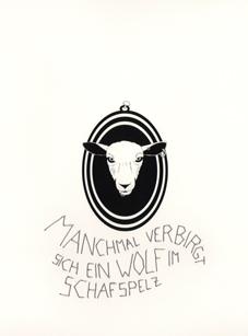 Werwolf im Schafspelz